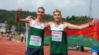 Павел Ольховик и Никита Коляда. Фото БФЛА