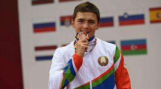 Никита Мурашко. Фото НОК Беларуси