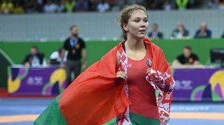 Кристина Здункевич. Фото НОК Беларуси