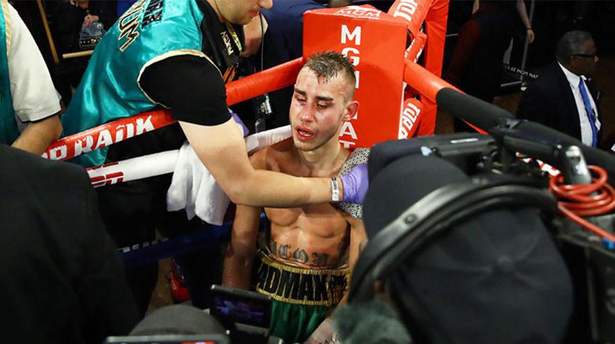 Максим Дадашев. Фото allboxing.ru