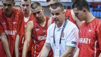 Фото Венгерской федерации баскетбола