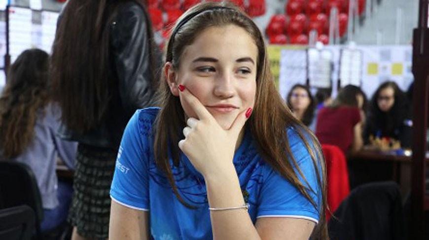 Ольга Баделько. Фото Белорусской федерации шахмат