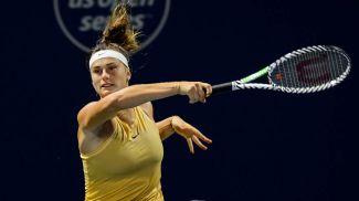 Арина Соболенко. Фото WTA