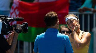 Арина Соболенко. Фото из архива Jimmie48 tennis photography