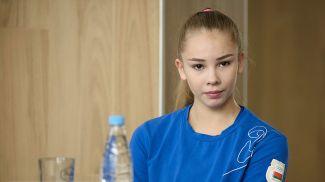 Анастасия Салос. Фото Белорусской ассоциации гимнастики