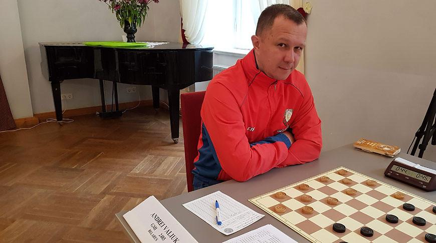 Андрей Валюк. Фото организаторов турнира