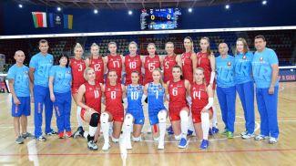Фото Федерации волейбола Украины