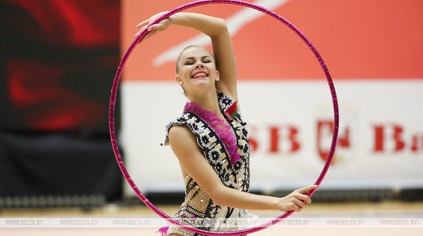 Анастасия Салос (Беларусь)