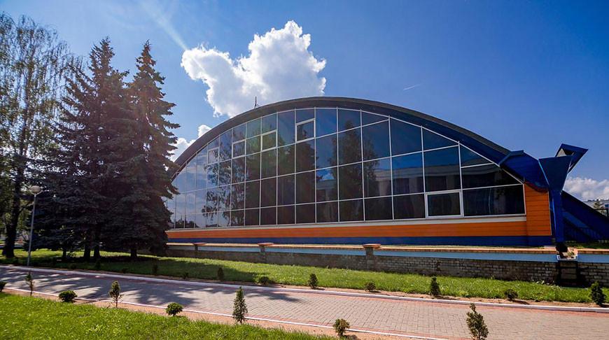 Дворец тенниса. Фото официального сайта II Европейских игр