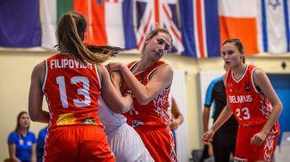 Фото из VK-аккаунта Белорусской федерации баскетбола