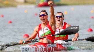 Ольга Худенко и Марина Литвинчук. Фото Planet Canoe