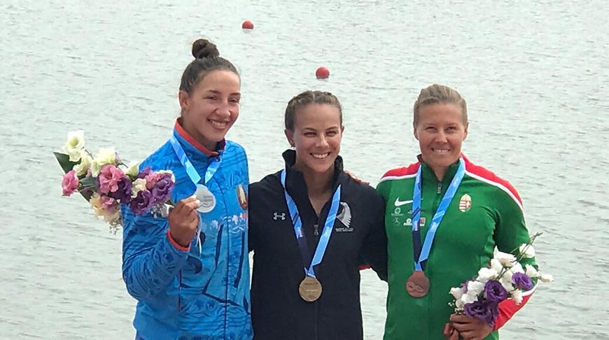 Ольга Худенко (слева). Фото Planet Canoe