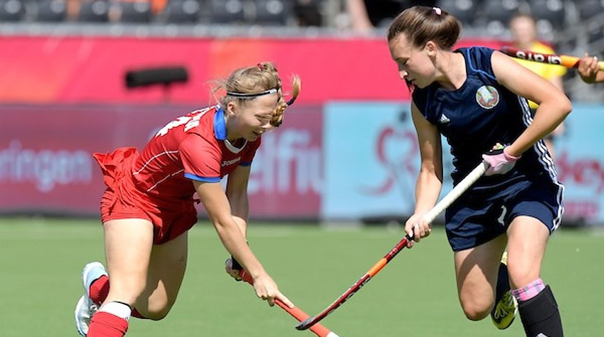 хоккей на траве женщины беларусь шотландия прогноз