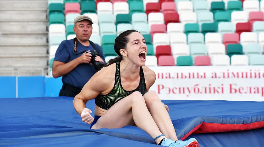 Ирина Жук. Фото БФЛА