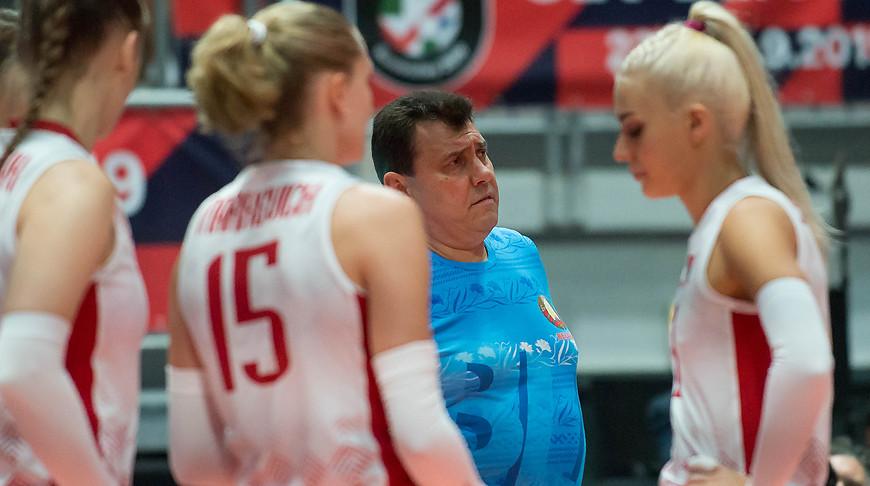Петр Хилько. Фото CEV