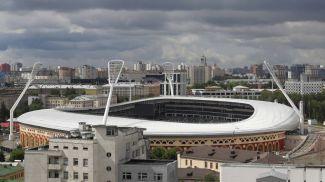"""Стадион """"Динамо"""". Фото из архива"""