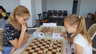 Фото Международной федерации шашек