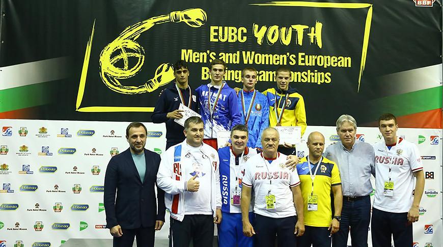 Фото Европейской конфедерации бокса