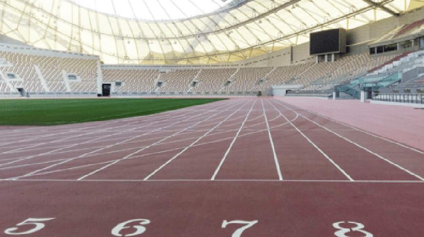 Стадион Халифа. Фото ИААФ