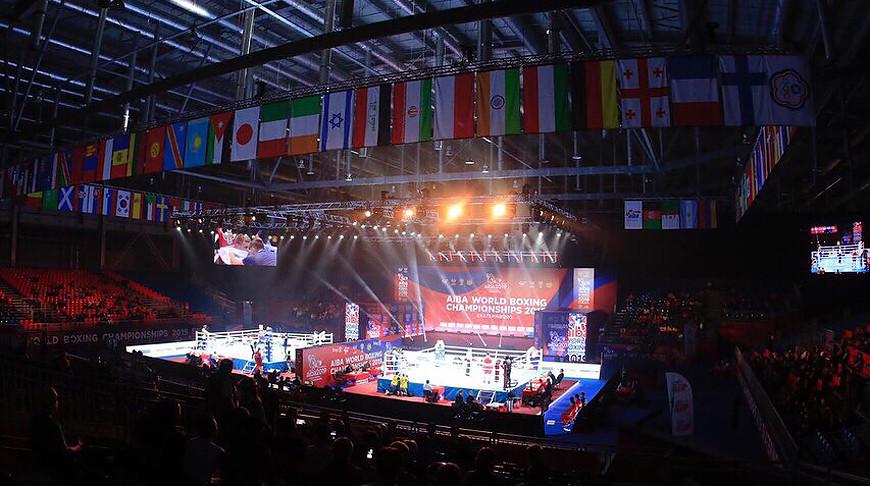 Фото Федерации бокса России