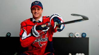 Алексей Протас. Фото NHL