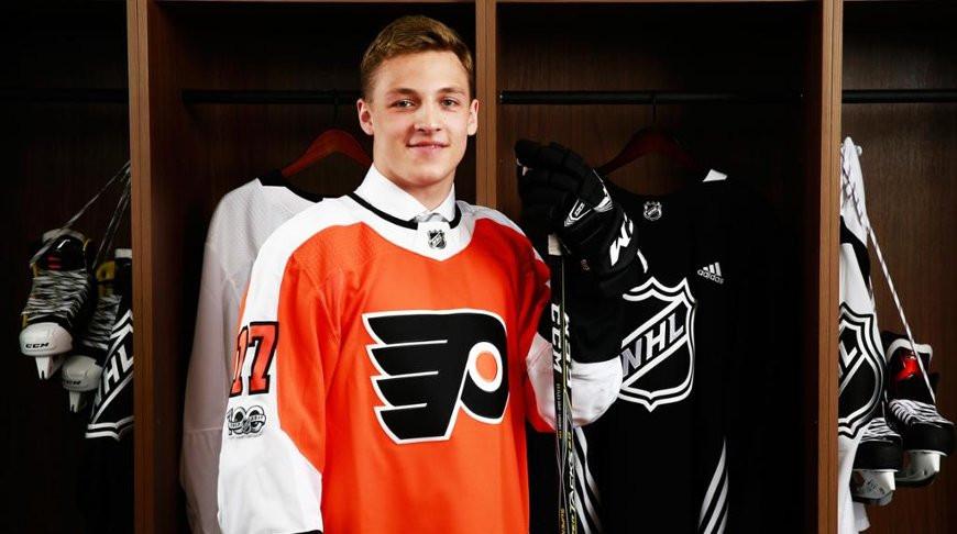 Максим Сушко. Фото НХЛ