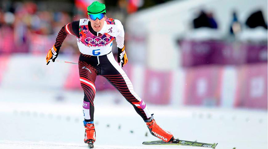 Йоханнес Дюрр на Олимпийских играх 2014 года в Сочи. Фото   EPA