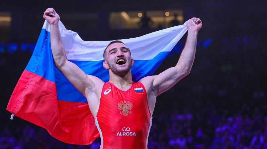 Давид Баев. Фото United World Wrestling