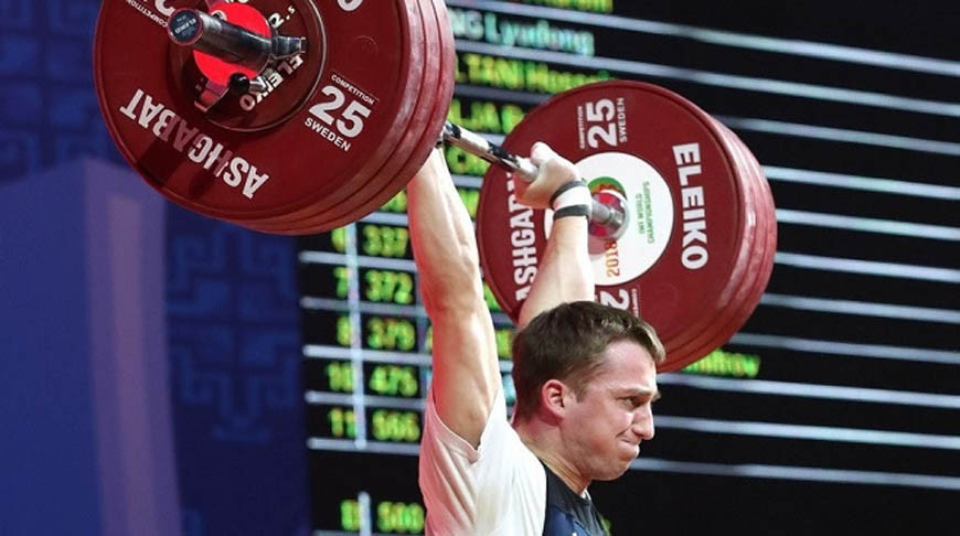 Фото weightlifting.by