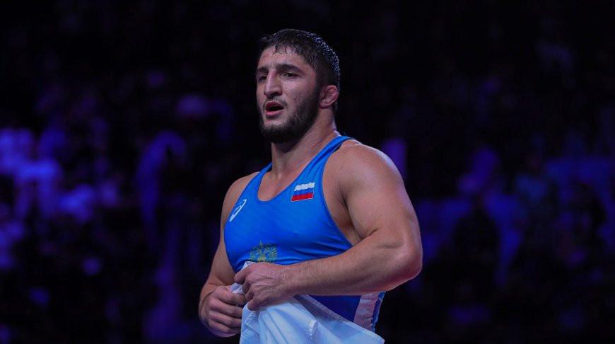 Абдулрашид Садулаев. Фото United World Wrestling