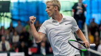 Андрей Василевский. Фото Белорусской теннисной федерации
