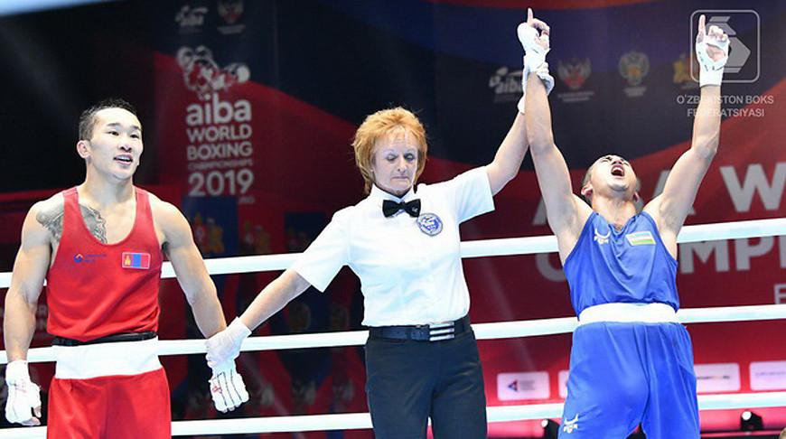 Фото Федерации бокса Узбекистана