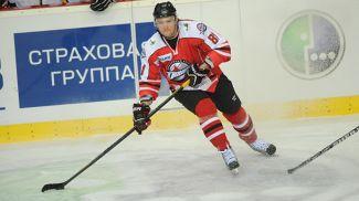 """Александр Матерухин . Фото ХК """"Донбасс"""""""