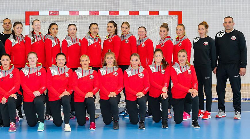 Женская сборная Беларуси. Фото БФГ