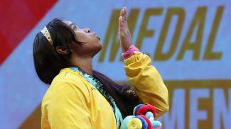 Лейди Солис. Фото IWF