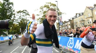 Деннис Роан. Фото UCI