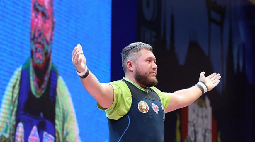 Андрей Арямнов. Фото IWF