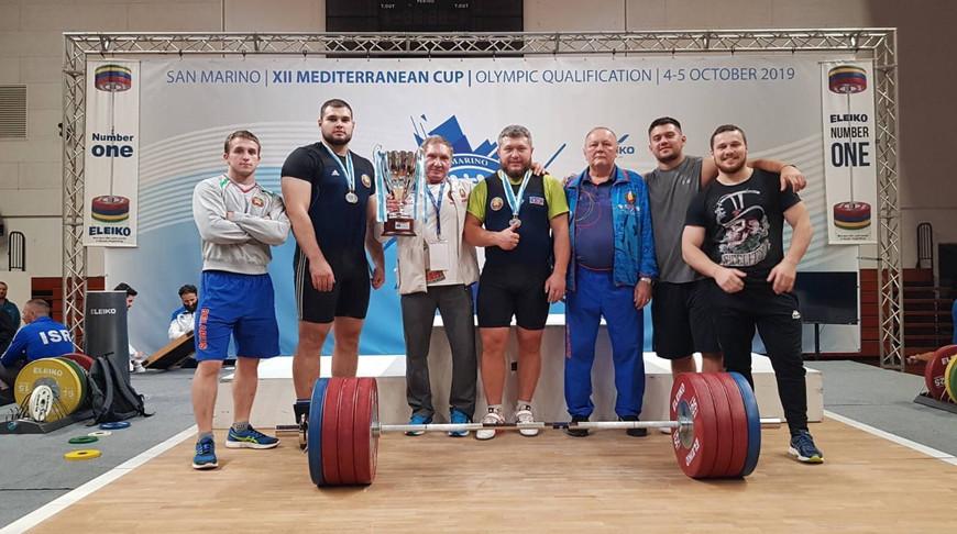 Фото Weightlifting Belarus