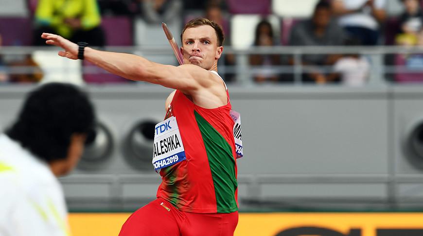 Павел Мелешко. Фото БФЛА
