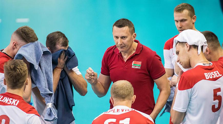 Виктор Бекша. Фото CEV