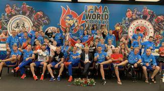 Фото Белорусской федерации кикбоксинга и таиландского бокса