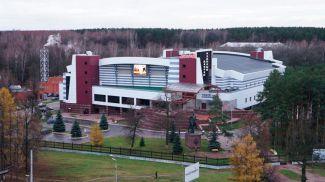 "Ледовый Дворец ""Витязь"". Фото podolsk.mirtesen.ru"