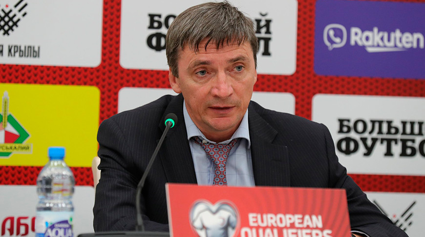 Михаил Мархель. Фото АБФФ
