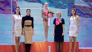 Дарья Ткачева. Фото Белорусской ассоциации гимнастики