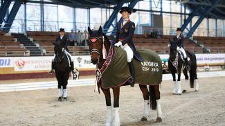 Фото Белорусской федерации конного спорта