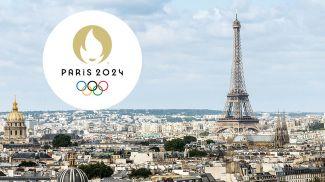 Скриншот из Twitter-аккаунта Paris 2024