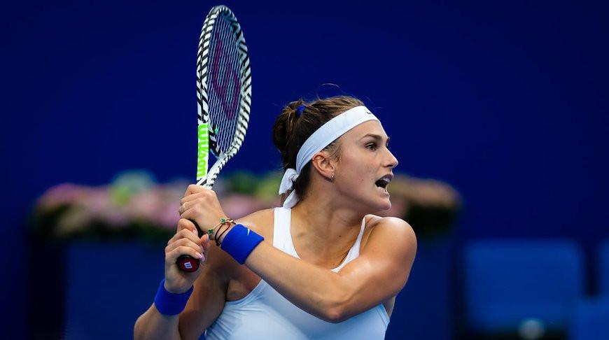 Арина Соболенко. Фото Jimmie48 Tennis Photography