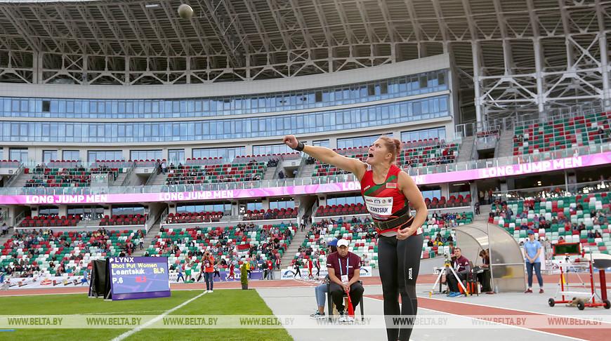 Юлия Леонтюк. Фото из архива