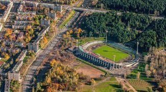 "Стадион ""Трактор"". Фото planetabelarus.by"
