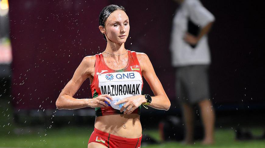 Ольга Мазуренок. Фото из архива БФЛА